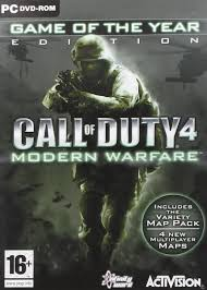 Cod4 Maps Call Of Duty 4 Modern Warfare Game Of The Year Edition Pc