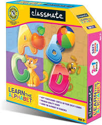 classmate products classmate learn the alphabet classmate puzzle learn the