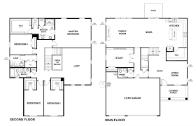 richmond american homes floor plans silverthorn model tracy single family home home by richmond american
