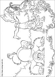 43 tarzan images disney coloring pages tarzan