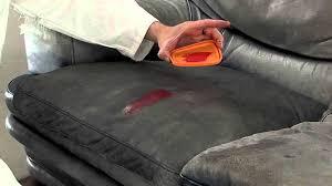 raviver un canapé en cuir coloration cuir comment changer la couleur de sonc cuir suivez