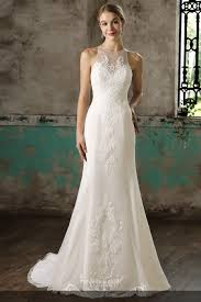 unique wedding dresses uk unique sheath appliqued sleeveless wedding dresses with detachable
