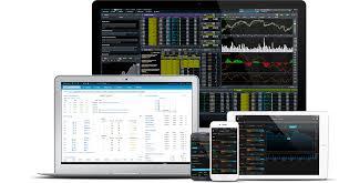 stockbroking online trading platform cmc markets