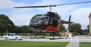 orlando helicopter tour from walt disney world resort area 2017