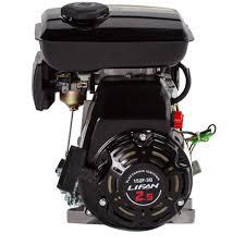 lifan 5 8 in 3 hp 97 7cc ohv recoil start horizontal shaft gas