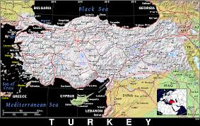 Map Turkey Tr Turkey Public Domain Maps By Pat The Free Open Source