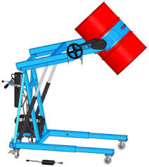 heavy duty hydra lift drum karriers morse drum handling equipment