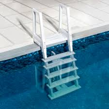 ladders u0026 steps for above ground pools