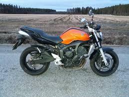 yamaha fz6 n 600 cm 2006 sievi motorcycle nettimoto