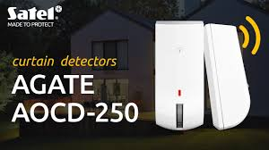 Curtain Motion Detector Agate Aocd 250 Outdoor Curtain Motion Detectors