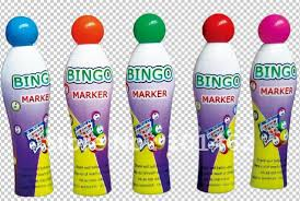 bingo dauber ch 2810 with 43ml fresh color inks in markers