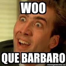 Woo Meme - meme no me digas woo que barbaro 4263971