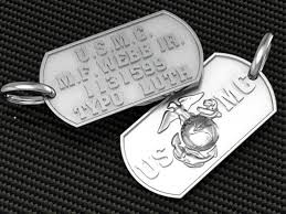Engravable Dog Tags Hand Crafted Custom Dog Tags Personalized With Raised Lettering By