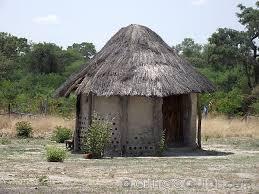 house photo botswana africa