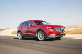 mazda 23 2016 mazda cx 9 touring fwd first test review avant more traction