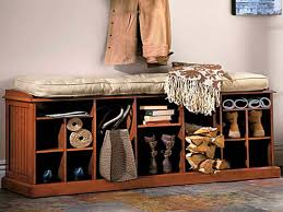 entryway storage benches allow you to organize any room in your