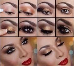 bridal makeup tutorial makeup eye makeup tutorial 2103865 weddbook