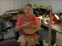 how to build your own guitar body templates for building a
