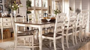 ashley furniture dining room tables fabulous tanshire table and base ashley furniture homestore of
