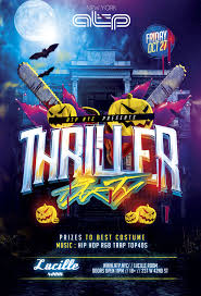 party city promo code halloween atp nyc presents thriller 5th annual halloween bash lucille