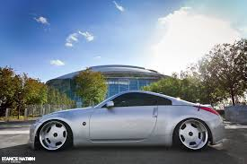 Nissan 350z Coilovers - twin turbo aggressive fitment stancenation form u003e function