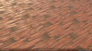 ibrahim lancoln stylized painted wood planks texture