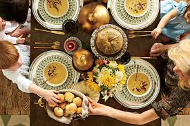 thanksgiving dinner recipes southern living
