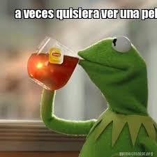 Memes De Hulk - meme creator a veces quisiera ver una pelicula de hulk meme