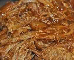 crock pot honey barbecued pork recipe best pull pork bbq