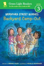 Barnes And Noble Marietta Bradford Street Buddies Backyard Camp Out By Jerdine Nolen
