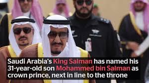 Snl Sofa King by Saudi Arabia U0027s King Salman Ousts Nephew And Names Son As Next In