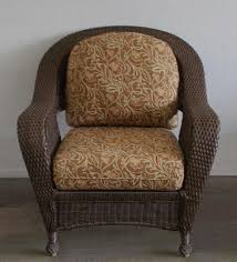 winward outdoor wicker chair all about wicker
