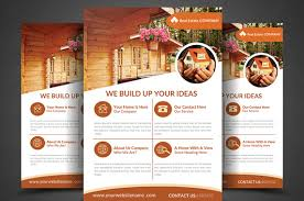 real estate brochure templates psd free 10 professional real estate brochure templates free