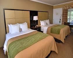 carmel lodging accommodation comfort inn carmel ca