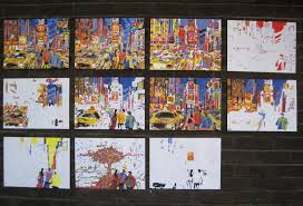 paint by number day rca by numbers