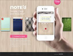 app design inspiration 30 beautiful mobile app websites for design inspiration