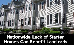starter homes nationwide lack of starter homes can benefit landlords rentprep