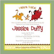 lion king baby shower invitations photo lion king baby shower image