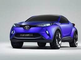 toyota india upcoming suv toyota c hr based compact suv to launch in 2016 find