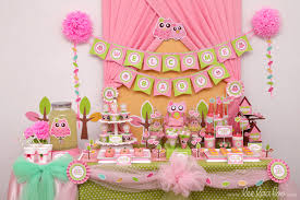 owl themed baby shower pink owl owl and babies