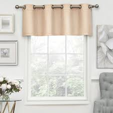 Eclipse Curtains Thermalayer by Thermalayer Luxor Blackout Window Valance
