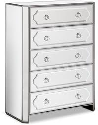 Mirror Chest Of Drawers Harlow Chest Mirrored American Signature Furniture