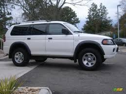 2004 mitsubishi montero sport information and photos zombiedrive