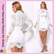 europe and america new model white bodycon perspective