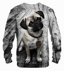 pug sweater pug sweater mr gugu miss go