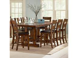 vendor 3985 zappa 9 piece counter height table chair set vendor 3985 zappa 9 piece counter height table chair set becker furniture world pub table and stool set