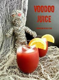 voodoo juice u0026 halloween cocktails cooking with curls