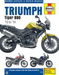 triumph haynes manuals