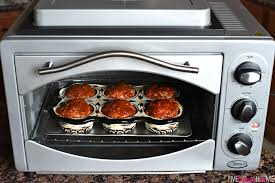 Toaster Oven Cake Recipes Italian Meatloaf U201ccupcakes U201d With Mashed Potato Frosting