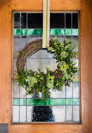 far above rubies making spring wreaths for an amazing house